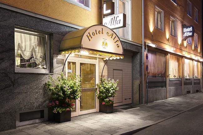 Hotel alfa muenchen zentrum hotel alfa m nchen for Hotel wurzburg zentrum
